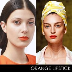 Wear the trend with light foundation and a swipe of mascara and skip eyeliner altogether.