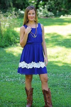 Dixieland Delight Dress