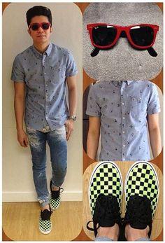 Vhong Navarro Outfit