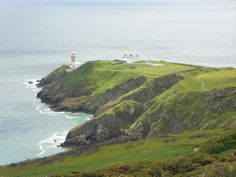 Nose of Howth. - Picture of Howth Head - Tripadvisor Ireland Travel, Dublin, Trip Advisor, Scenery, Photo And Video, Lighthouses, Water, Pictures, Outdoor