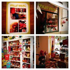 Murmel - ein hübscher Shop in München mit vielen netten Dingen für Kinder.