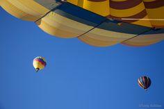 Hot Air Balloon, Temecula