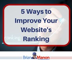 Whenever we think about our web site's ranking, we think SEO. But is there anything else to it? Our web site gets tossed aside and pushed down the list by seemingly inferior competitors and we put so much work into our SEO. While key words and reference links are a good way of creating traffic, …
