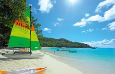 Laid back adventure in the Seychelles