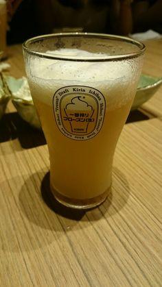 Kirin calpis frozen beer