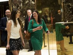White House names Hicks interim communications director White House Staff, House Names, Image Model, Beauty Full Girl, Teen Models, Office Outfits, Look Fashion, Donald Trump, Ralph Lauren