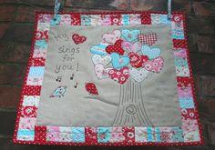 lovely little handmades: my heart sings for you!