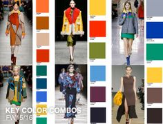 TREND COUNSIL fw 2015 key color COMBOS