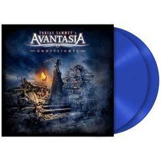 """L'album degli #Avantasia intitolato """"Ghostlights"""", il settimo del gruppo, pubblicato il 29 gennaio 2016."""