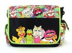 Disney The Muppets Kermit/Ms. Piggy/Anim...