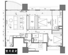 板橋 25 坪工業風黑色水泥個性宅 - DECOmyplace 新聞