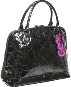 Loungefly Hello Kitty Small Black Embossed Bag - eBags.com