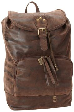 Billabong Juniors Hippie Backpack, Brown, One Size Billabong http://www.amazon.com/dp/B00B7NWXF4/ref=cm_sw_r_pi_dp_96WVtb00E5MNSXBW