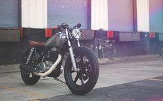 Cafe Racer Bike Mod