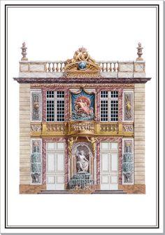 <i>Pavillon de Thétys</i> at Marly