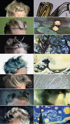 David Lynch... via tomorowstarted.com