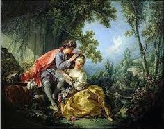 François Boucher - The Four Seasons 01 - Spring (Frick Collection - New York (United States - New York City)) フランソワ・ブーシェ Rococo Painting, Victorian Paintings, Canvas Art Prints, Fine Art Prints, Art Ancien, Four Seasons, Art Oil, Art History, Original Paintings