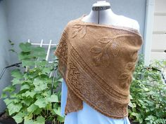 Ravelry: Earth pattern by Erica Jackofsky (Fiddle Knits)
