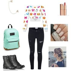 """A casual Day"" by taylor-peterson-i on Polyvore"