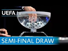 2015/16 UEFA Champions League semi-final draw - YouTube Semifinales Champions, Champions League Semi Finals, Draw, Madrid, Youtube, Breakfast Nook, Bayern, Drawings, Painting