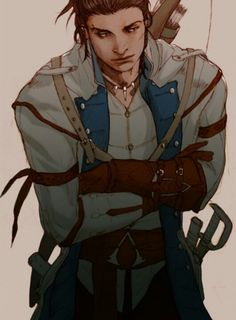 Assassin's Creed III : Connor - ?