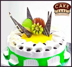 Fresh cream cake with  chips available from our Cake shop. Here lot of cake varieties like  cakes,  cakes,  cakes,  cakes and Order Cakes Online, Cake Online, Fiance Birthday, Cake Varieties, Cake Delivery, Fresh Cream, Colorful Cakes, Cake Shop, Cream Cake