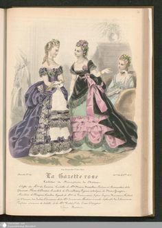 344 - No 25. - La Gazette rose - Seite - Digitale Sammlungen - Digitale Sammlungen