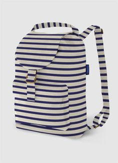 Baggu Backpack (100% Recycled Cotton)
