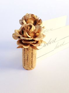 handcrafted place card holders by kvw perfect for wine themed weddings u0026 bridal showers what people are saying yay i love them and working wiu2026