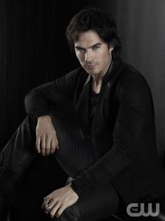 THE VAMPIRE DIARIES Pictured: Ian Somerhalder as Damon. Frank Ockenfels 3/The CW © 2011 The CW Network, LLC. All rights reserved.