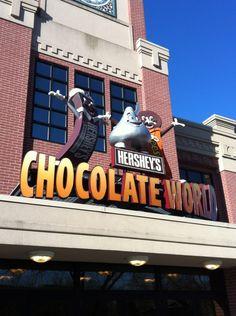Hershey's Chocolate World *0*