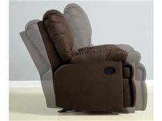 Shop for Coaster Glider Recliner, Chocolate/F, 600266G, and other Living Room Chairs at High Country Furniture & Design in Waynesville, NC - North Carolina.