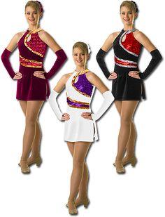 Majorette Costume (Luxury Tunic Plush Dress)