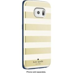 110 best galaxy s6 case images samsung galaxy phones, cellphonebest buy kate spade new york hybrid hard shell case for samsung galaxy s6 edge cell phones candy stripe gold cream navy kssa 014 cscg