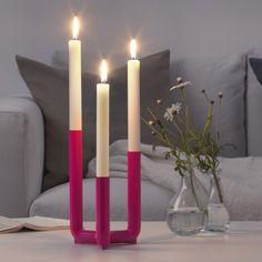 IKEA PS 2017 kandelaar | IKEA IKEAnederland IKEAnl kleur romantisch decoratie creatief inspiratie wooninspiratie design kaarshouder industrieel urban hip trendy