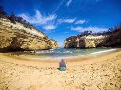 The Loch Ard Gorge on the Great Ocean Road Australia. Why not hire a camper van and spend a few nights on this amazing road. Photo credit to @jeremybackpacker  #travel #travelling #traveller #igtravel #instatravel #travels #travelsgram #travellife #backpacking #backpackerlife #backpacker #solotravel #sun #sea #sand #beach #australia #straya #oz #victoria #greatoceanroad #beauty #nature #instalike #beachlife by backpacker_pics