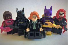 My Collection of Bats Tiffany Fox, Cassandra Cain, Barbara Gordon, Stephanie Brown, Kate Kane. Batgirls, Oracle and Batwoman