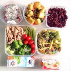 Ideas For Fitness Recipes Clean Eating Diet Meals Healthy Recipes For Weight Loss, Easy Healthy Recipes, Diet Recipes, Vegetarian Recipes, Diet Meals, Diet Desserts, Healthy Meats, Healthy Meal Prep, Healthy Food