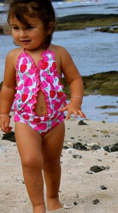 eeb29c95b4 Babygirl Swim Suits · Hands down one of our best sellers. Feminine and fun  this one piece is always
