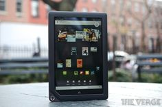 Barnes & Noble Nook HD+ review http://vrge.co/XSQbVx