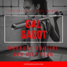 Gal Gadot Workout and Diet