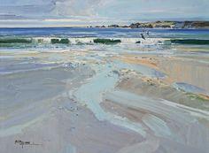 Mull Beach - Tolquhon Gallery