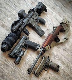 Zombie Gear, Zombie Weapons, Weapons Guns, Guns And Ammo, Gun Vault, Everyday Carry Gear, Firearms, Shotguns, Apocalypse Survival