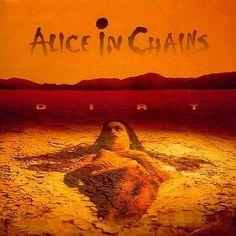 Alice In Chains Album Cover.