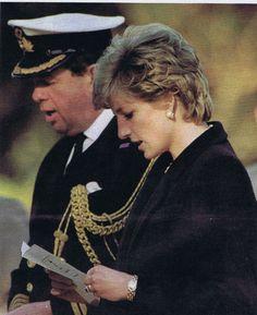 Diana in Japan 1995