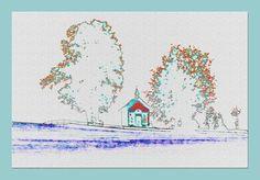 'Votivkapelle pp' von Rudolf Büttner bei artflakes.com als Poster oder Kunstdruck $18.71
