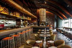 Pomo Italian restaurant by Studio Yaron Tal, Tel Aviv – Israel