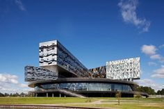 Check Out David Adjaye's Global Architecture