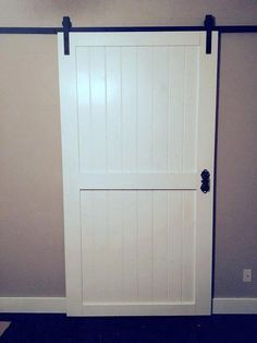 Exterior Barn Door Track System | Diy Barn Door Hardware | Door Hardware  Kit 20190421