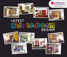 Latest #Kids #Bedroom #Design Only @ #Europlak #India For more details Visit : http://www.europlak.in/